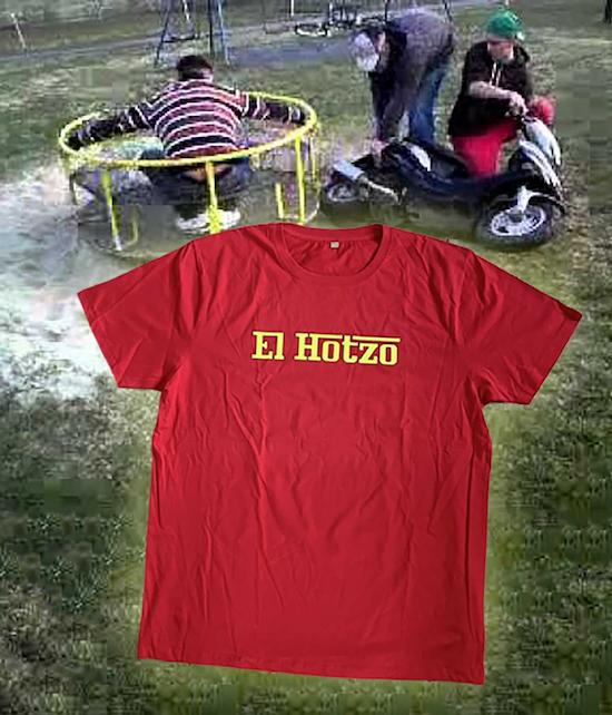 EL Hotzo - Shirt [SPORTWAGEN]