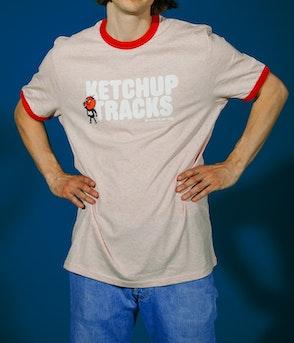 Pabst - Ketchup Tracks Shirt